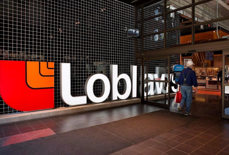 Loblaws location, Carlton Street, Toronto,