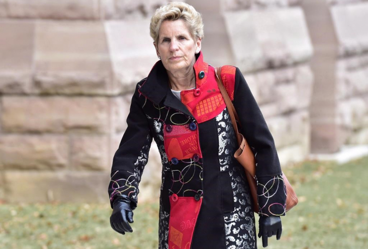 Ontario Premier, Kathleen Wynne, Legislative Assembly, Ontario, Toronto,