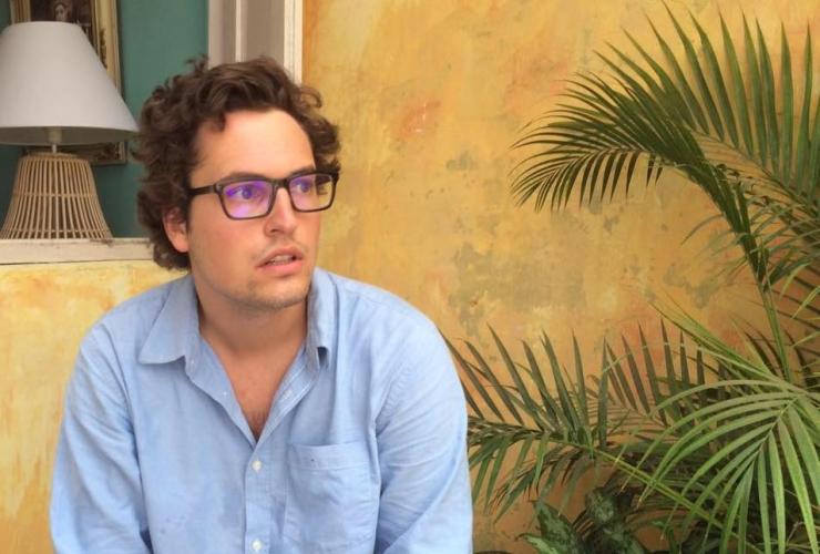 Antoine Trépanier, journalist, Radio-Canada, police, Gatineau, harassment, investigation