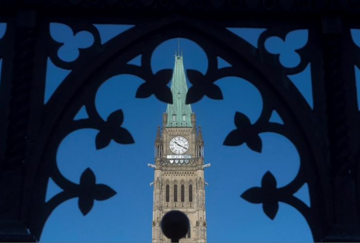 Peace Tower, Parliament Hill,