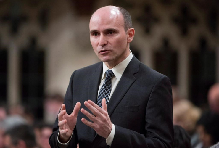 Families, Children and Social Development Minister, Jean-Yves Duclos, House of Commons,