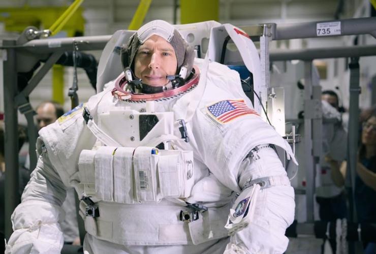 Queen's alumnus, NASA astronaut, Drew Feustel,