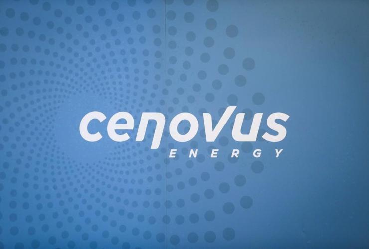 Cenovus logo, company's headquarters, Calgary,