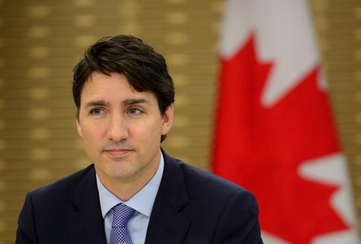 Prime Minister Justin Trudeau, Inuit-Crown Partnership Committee Leaders,
