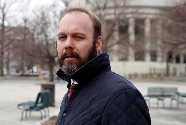 Rick Gates, deputy campaign manager, Federal District Court, Washington,