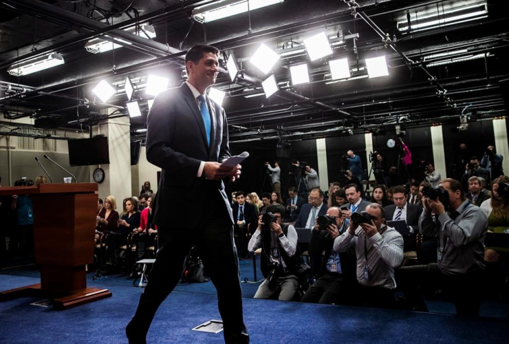 Speaker of the House, Paul Ryan, re-election,