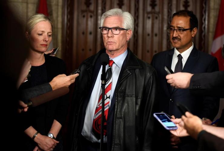 Jim Carr, Catherine McKenna, Amarjeet Sohi, emergency cabinet meeting,