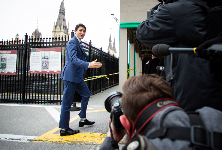 Justin Trudeau, Ottawa, Kinder Morgan, Trans Mountain, Parliament Hill