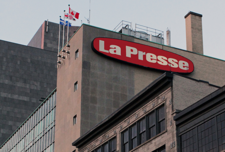 La Presse photo from Wikimedia Commons