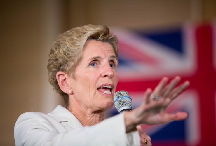 Kathleen Wynne, Ottawa, Ontario, election