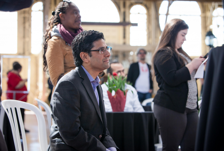 Yasir Naqvi, Ontario, Liberals, Ottawa