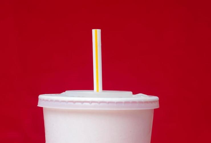 soft drink, plastic straw, Surfside,