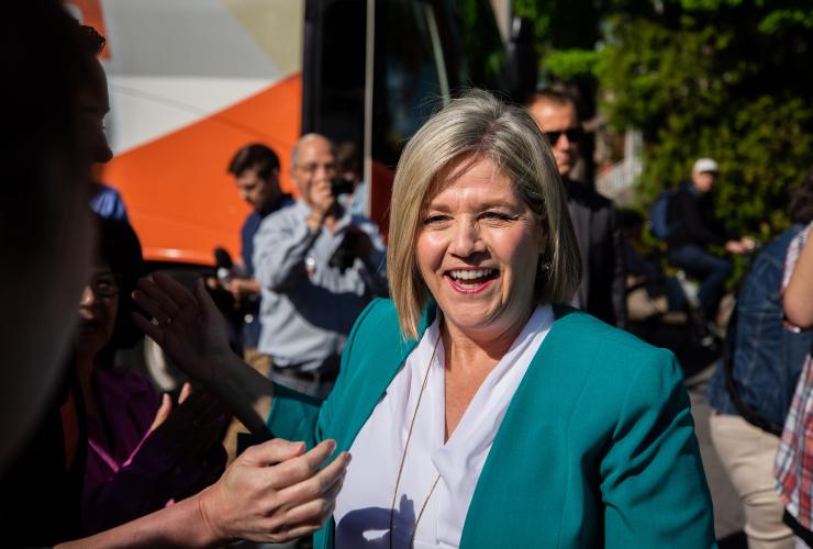 NDP, Andrea Horwath, Ontario, New Democrats, Ottawa