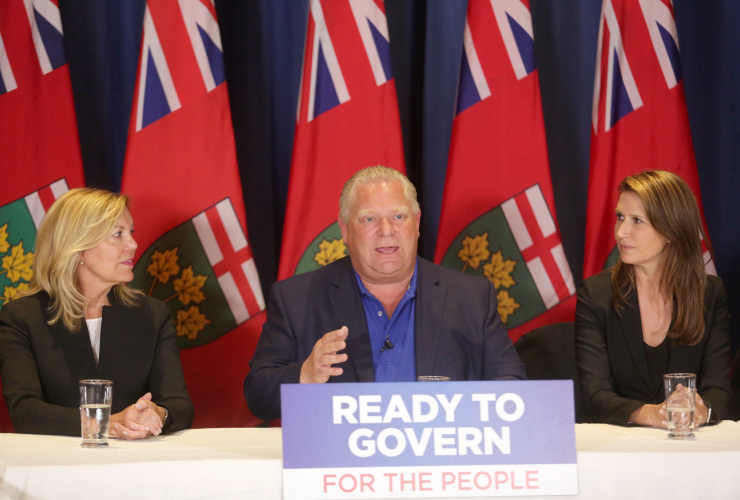 Christine Elliott, Doug Ford, Caroline Mulroney, Ontario, Progressive Conservative, Ottawa