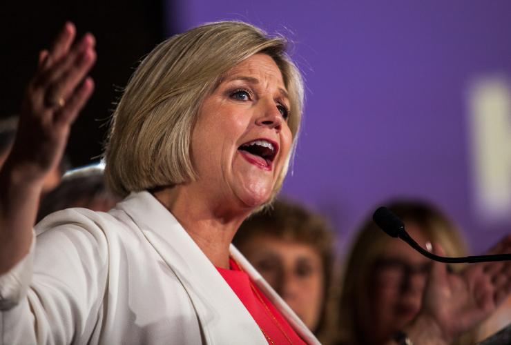 Andrea Horwath, NDP, Ontario