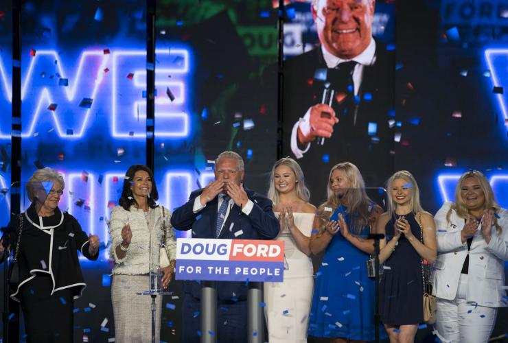 Doug Ford, Ontario, Toronto