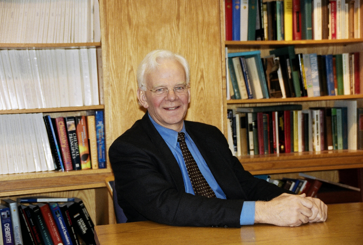 Jim Anderson is the Philip S. Weld professor of chemistry at Harvard.
