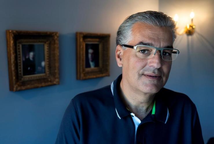 Lino Zambito, witness, Charbonneau commission,