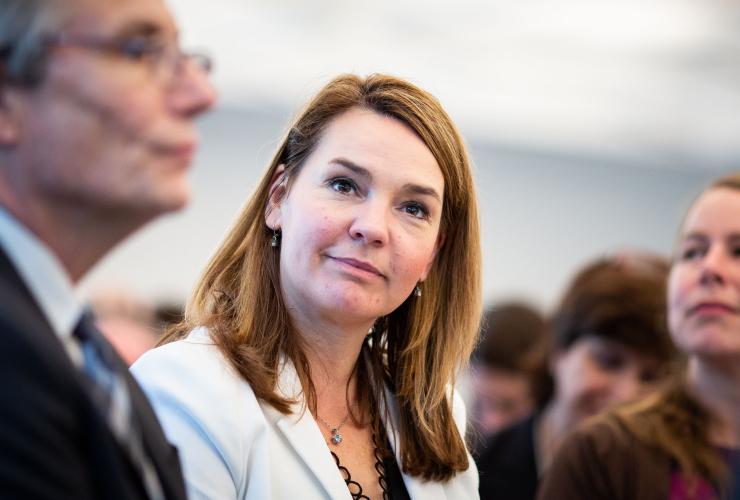 Caroline Maynard, information commissioner, Ottawa, world press freedom day