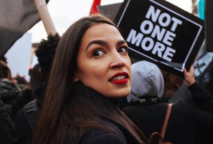 Alexandria Ocasio-Cortez, New York, Bronx, Democrats, Congress