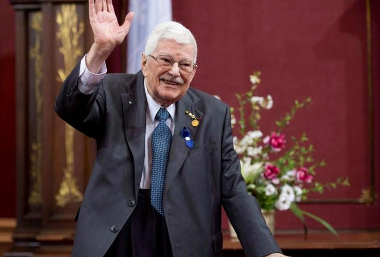 Quebec education minister Paul Gerin-Lajoie, George-Emile-Lapalme award, Les Prix du Quebec,
