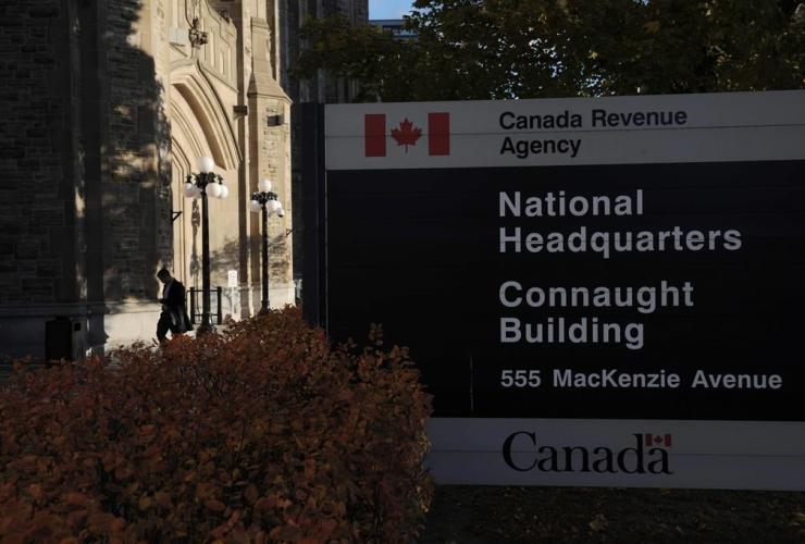 Canada Revenue Agency,