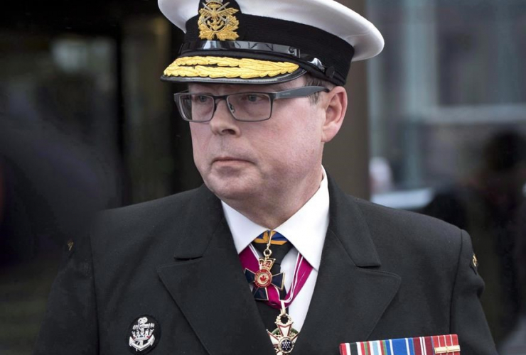 Vice-Admiral Mark Norman,