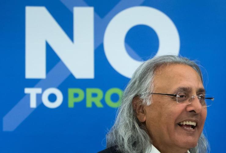 British Columbia premier, Ujjal Dosanjh, B.C. Proportional Representation Society,