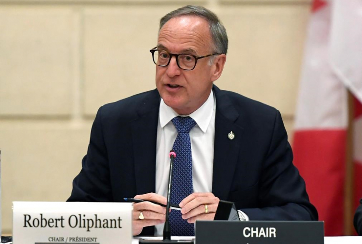 Liberal MP Robert Oliphant, Citizenship and Immigration Committee,