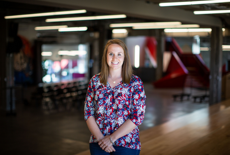 Elizabeth Audette-Bourdeau, Welbi, Startup Canada, Evolocity