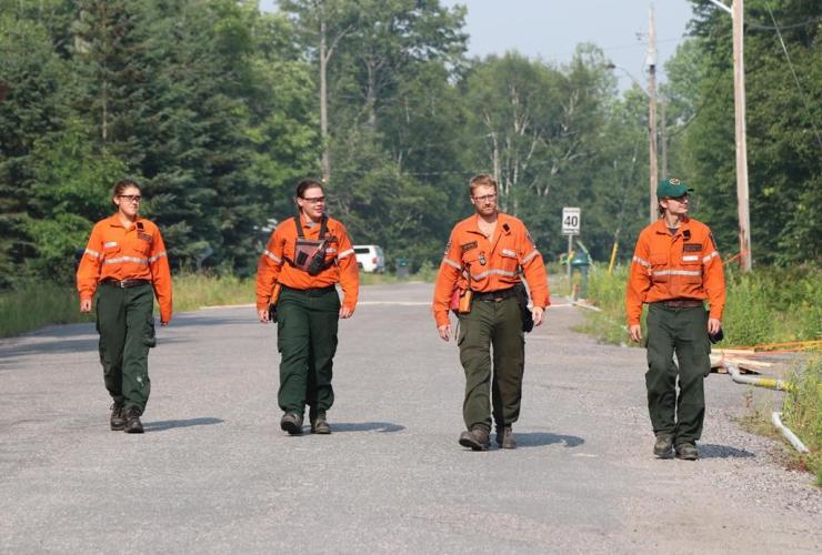 Ontario FireRangers, Parry Sound 33,