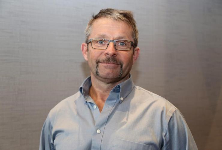 Quebec, dairy farmer, Peter Strebel,