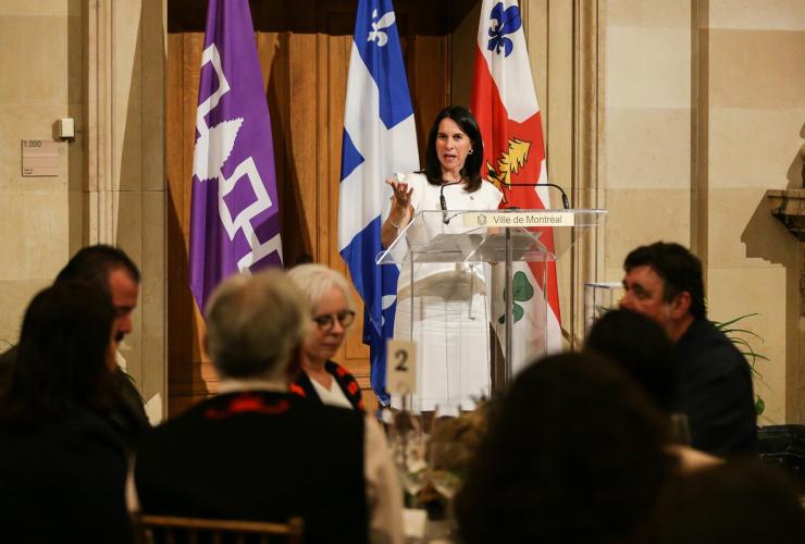 Valérie Plante, Montreal Mayor