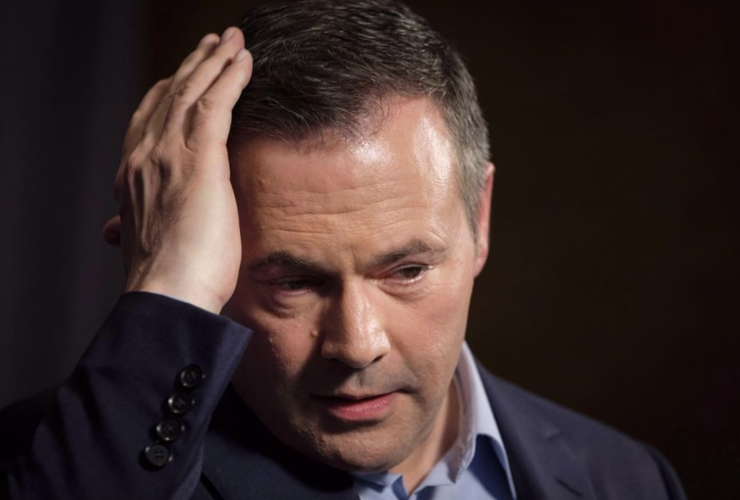 Jason Kenney, Alberta, United Conservative Party, UCP