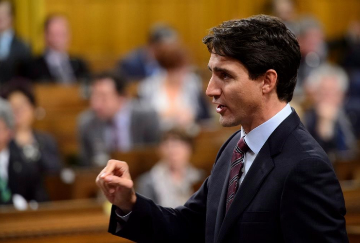 Prime Minister Justin Trudeau, House of Commons,