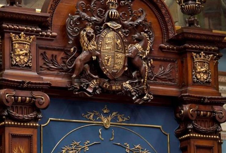 crucifix, National Assembly, legislature, Quebec City,