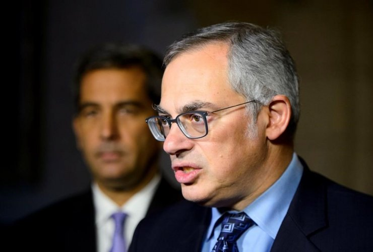 Conservative Shadow Minister for Justice, Tony Clement, Shadow Minister for Public Safety and Emergency Preparedness, Pierre Paul-Hus,