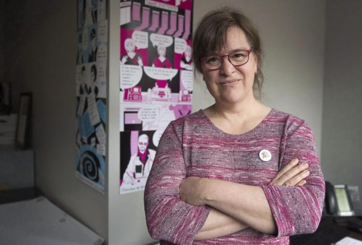 Gabrielle Bouchard, Federation des femmes du Quebec, FFQ,