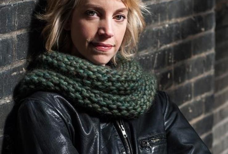 Toronto author, Sarah Henstra,