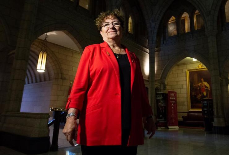Senator Yvonne Boyer,