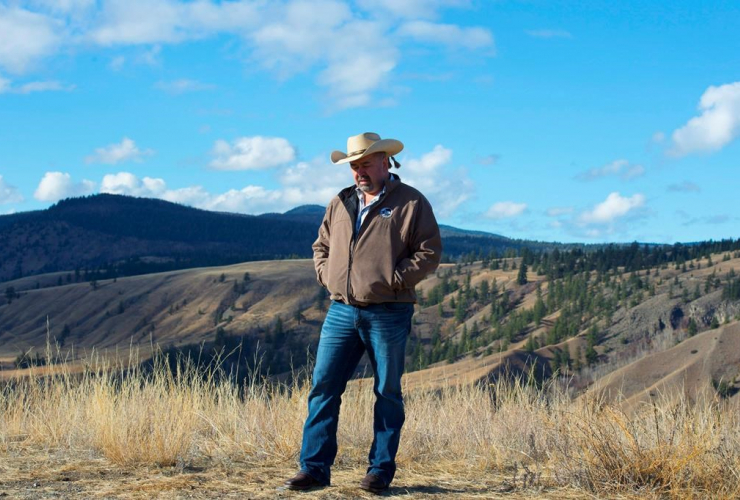 Chief Joe Alphonse, Tsilhqot'in National Government,