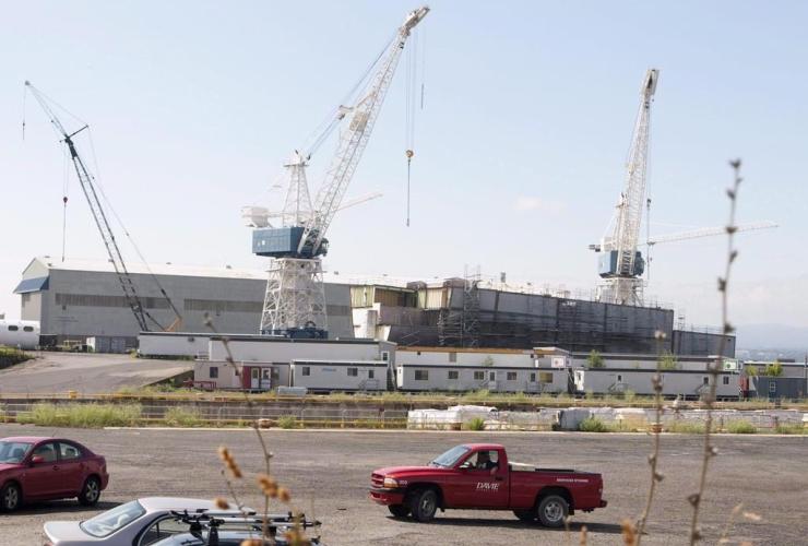 Davie Shipyard,
