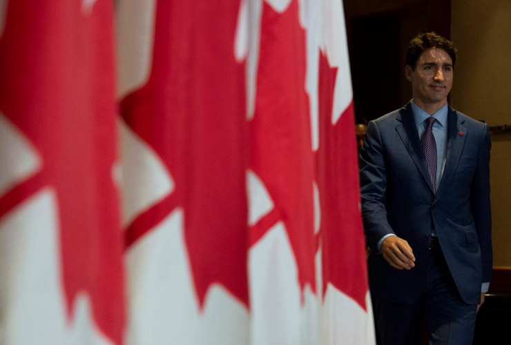 Canadian Prime Minister Justin Trudeau, Singapore,