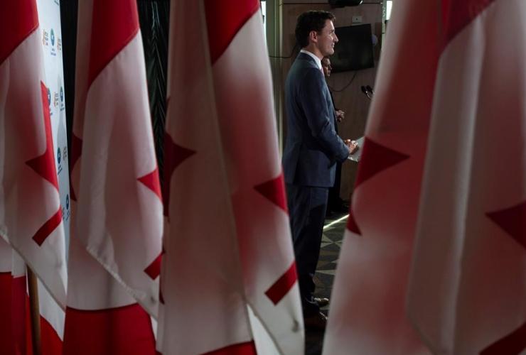 Canadian Prime Minister Justin Trudeau, APEC Summit, Port Moresby, Papua New Guinea,