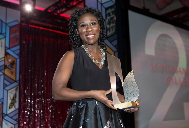 Esi Edugyan, Scotiabank Giller Prize, book, Washington Black,