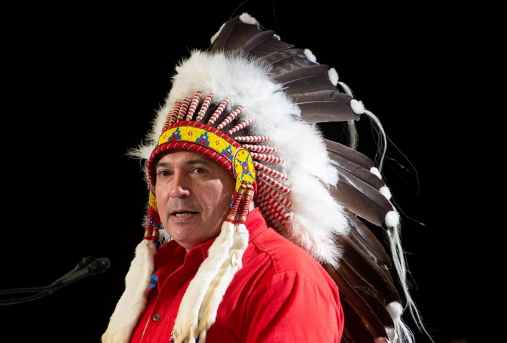 Assembly of First Nations Chief, Perry Bellegarde, Special Chiefs assembly,