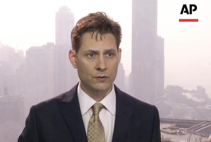 North East Asia senior adviser, Michael Kovrig,