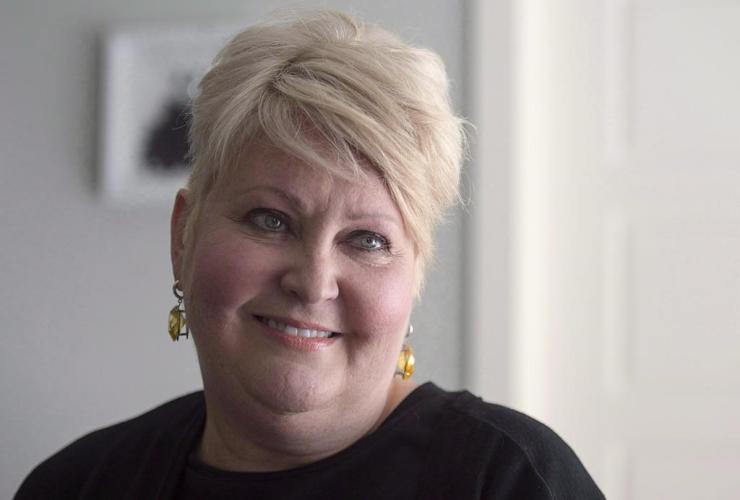 Audrey Parker, breast cancer, Halifax,