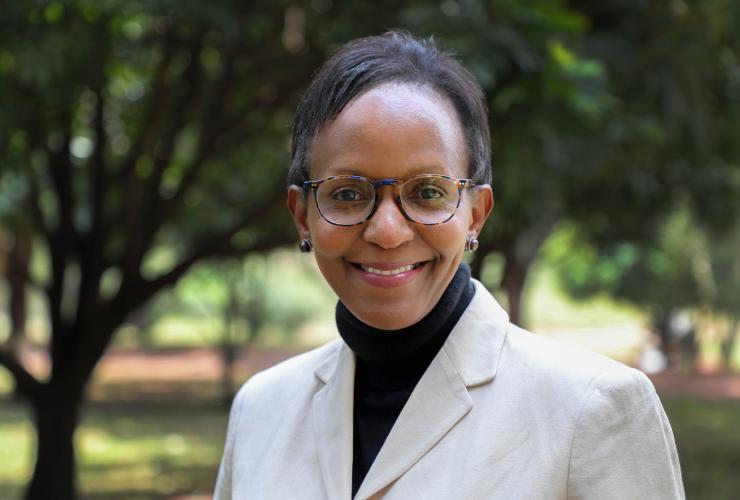 UN Environment, Joyce Msuya