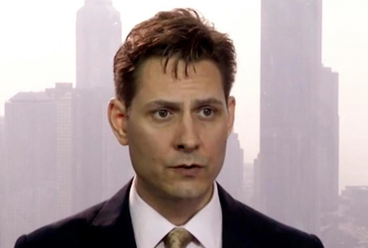Michael Kovrig,